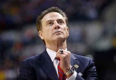 Ex-Louisville coach Pitino files lawsuit against Adidas