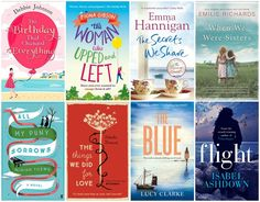With Love for Books: Eight Fabulous Books (One Signed) Giveaway