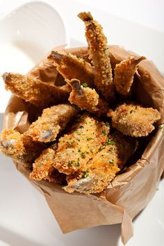 Fried Sardines Recipe - Real Food - MOTHER EARTH NEWS