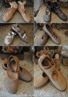 Chaussures à mon pied...