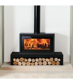 Stovax Riva Studio 1 Freestanding Wood Burning Stove