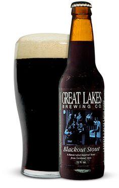 Great Lakes - Blackout Stout