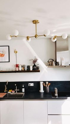Kitchen Lamps, New Homes, Dining Room, House, Design, Home Decor, Diy, Inspiration, Decorating Kitchen