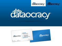 Dataocracy logo concept - by James Kontargyris.  Dataocracy is a provider of data to the financial markets that empowers analysts with timely, accurate and transparent data for decision making.