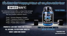 Today's actions are tomorrow's results! #TripleX #Testosterone #Booster is an advance formula power-packed with ingredients such as L-Glutamine (#Hormone Releasing X Complex), #Testofen (Testosterone Boosting X Complex), #TribulusTerrestris (Natural Factors X Complex) and #SawPalmetto (#Prostate #Safety X Complex). #beastmode http://www.mdsciencelab.com/Swiss-Navy-Enhancement/Triple-X-Testosterone-Booster-w-Testofen.asp