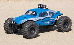 Pro-Line VW Bug Body for the Axial Yeti