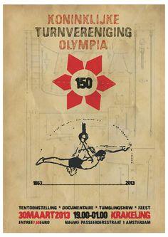#150jaar Koninklijke Turnvereniging Olympia