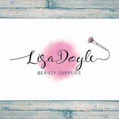 Cosmetology Logo Makeup Artist Logo Bath Beauty Logo