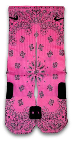 eaturing south beach pink bandanna print. Available in both Elite and CES Customs
