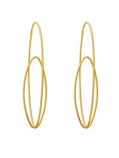 Earrings Antonio Bernardo Brazil - yellow gold - www. Dainty Jewelry, Pearl Jewelry, Jewelry Art, Gold Jewelry, Fine Jewelry, Jewelry Design, Fashion Jewelry, Minimal Jewelry, Modern Jewelry