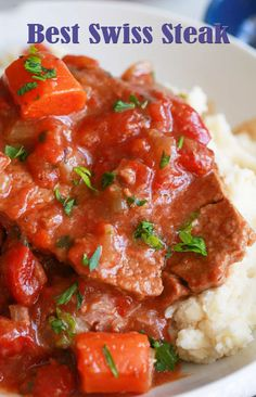 Best Swiss Steak
