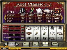 Игровой автомат reel rally