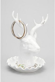 Deer Head Jewelry Stand, Urban Outfitters