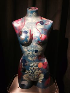 Awesome mannequin work done by Jess Gorlicky! Art Pieces, Art Gallery, Awesome, Fashion, Art Museum, Moda, Fine Art Gallery, La Mode, Artworks