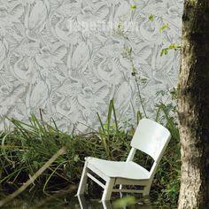 Wall paper cranes