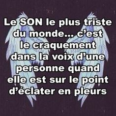 Pas que je sache. Tweet Quotes, Sad Quotes, Love Quotes, Dark Thoughts, French Quotes, Bad Mood, Thing 1, Some Words, Picture Quotes