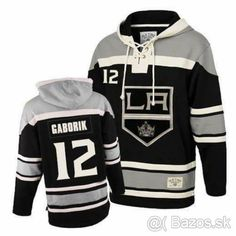 NHL CCM Mikina LA Kings Gaborik - 1