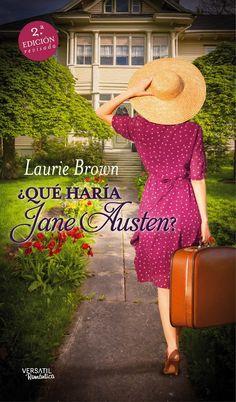 Laurie Brown - ¿Que haría Jane Austen? Jane Austen, I Love Books, Books To Read, Nora Roberts, I Love Reading, Ex Libris, My Love, Brown, Dreams