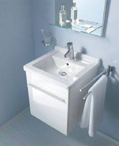 Duravit Ketho Wall Mounted Vanity For Darling New 39 3 8 Kt 6634 049910 Cabinets Vanities Pinterest And Bathroom Fixtures