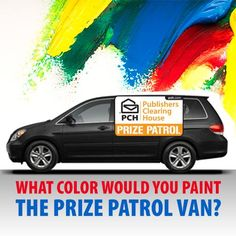 # PCH wants to know!