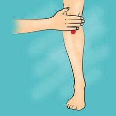 точка на теле для похудения