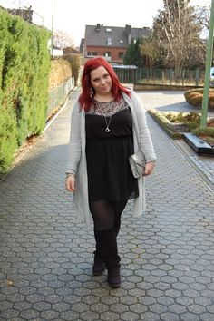 Curvy Sequins - Plus Size Outfit & Nail Design Blog: OOTD Nr. 1 : Outfit 1. Weihnachtstag