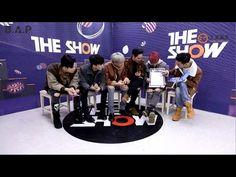 151214 Behind The Show - Tudou SHOW : B.A.P