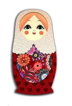 Russian doll by yorusempai.deviantart.com on @deviantART
