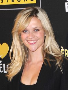 More Pics of Reese Witherspoon Long Straight Cut