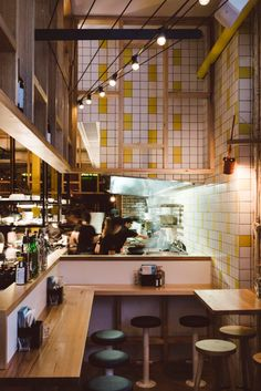 A Mexican Restaurant with a Colorful, Modern Twist Photo