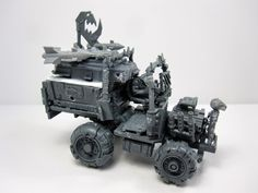 Jugger's Garage: Ork Warbuggies
