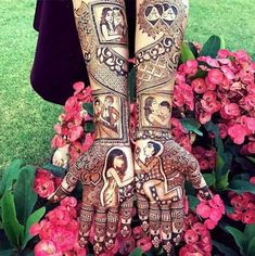 New and Trendy Bridal Mehndi designs that will rule hearts! Arabic Bridal Mehndi Designs, Indian Henna Designs, Engagement Mehndi Designs, Mehndi Designs For Girls, Unique Mehndi Designs, Mehndi Design Images, Beautiful Mehndi Design, Dulhan Mehndi Designs, Mehandi Designs