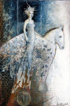 Joan Dumouchel, French artist