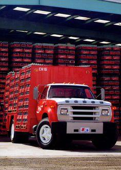 d9c6c5e6db1851 Coca-Cola Trucks