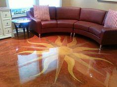 Pure Metallic - Metallic Epoxy Floor Coating Abbildungen - My house - - Epoxy Ideas - Epoxy Floors Epoxy Floor Diy, Metallic Epoxy Floor, Diy Epoxy, Home Design, Floor Design, Best Flooring, Diy Flooring, Unique Flooring, Epoxy Sol