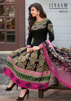 Indian Anarkali Suits 2014 For Girls (1)