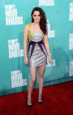 2012 MTV Movie Awards: Kristen Stewart, wearing Guishem.