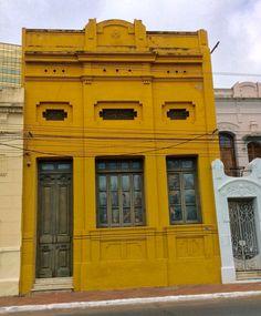 Casa antigua en Asunción -Paraguay
