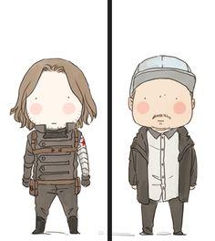 X, Yo man~~ Luis&Bucky