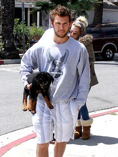 ALEX PETTYFER u were attractive before but holding that puppy my willpower is gone I'm melting