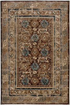 Teal And Brown Area Rugs Roselawnlutheran