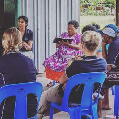 Our doctor nurse and midwife did a maternal health training session yesterday with the healthcare workers in Margarida the main health centre in Amazon Bay Central Province. What a privilege to help empower these faithful ones that are serving in rural Papua New Guinea they truly are heroes! #heroesofpng #maternalhealth #papuanewguinea #centralprovince #ywamshipsaus #ywamships #ywam by ywamshipsaus http://bit.ly/dtskyiv #ywamkyiv #ywam #mission #missiontrip #outreach