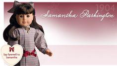 Samantha now retired.