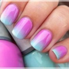 DIY: Hot Ombre Nails In 7 Easy Steps (Try This At Home Now!)
