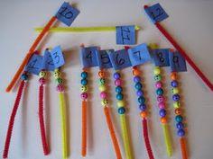 Educational creativity: Math Centers- Number work