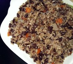 Caribbean Rice in Rice Cooker