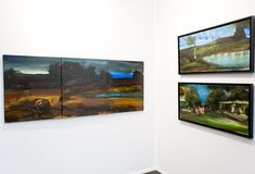 @Ronan Barrot   Art Paris Art Fair, 2016. Courtesy galerie Claude Bernard.