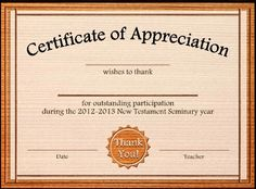 Certificate of appreciation template free to customize download free certificate of appreciation templates for word yelopaper Images