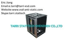 4mm Depth ESD Storage Anti Static SMT ESD Magazine Rack For Assembly