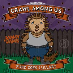 Crawl Among Us - Punk Goes Lullaby